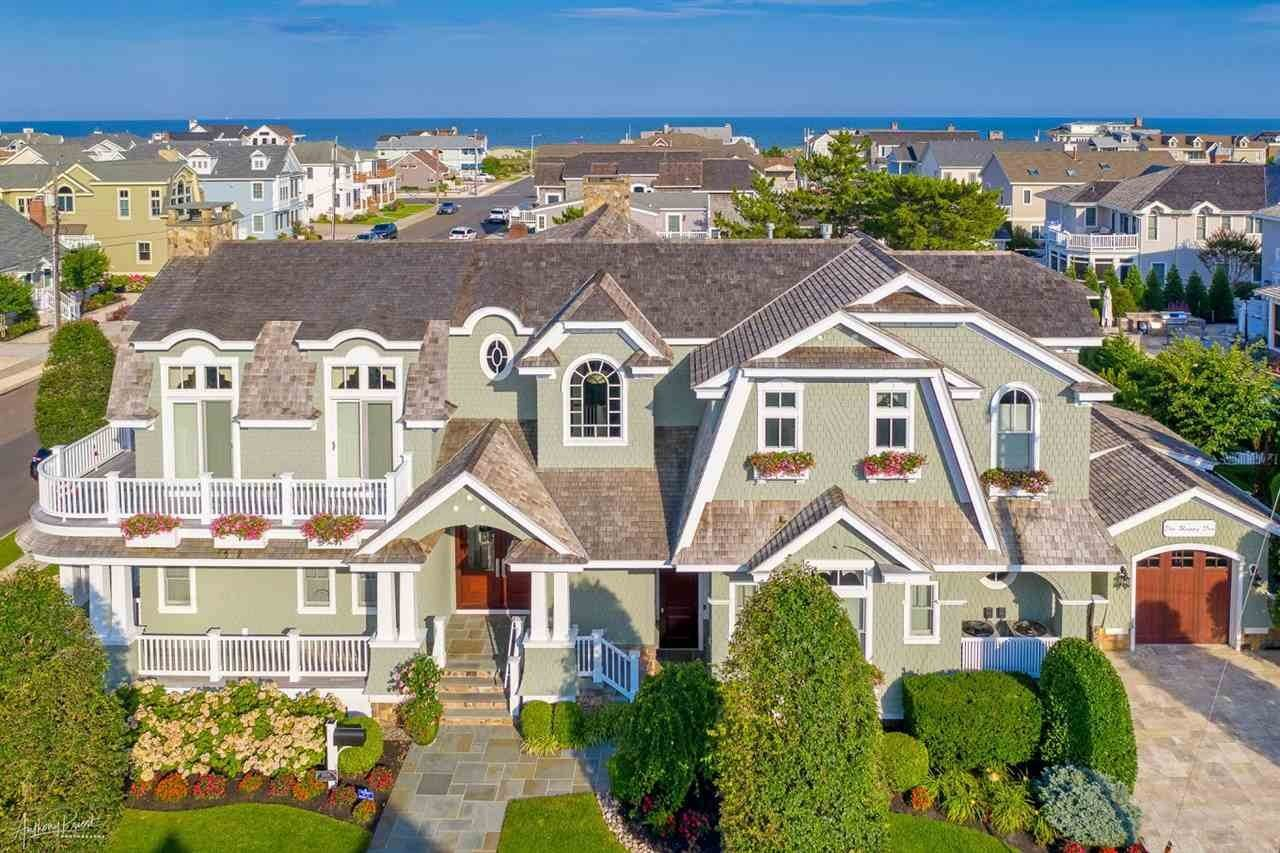 Single Family Homes for Sale at 8500 Pennsylvania Avenue Stone Harbor, New Jersey 08247 United States