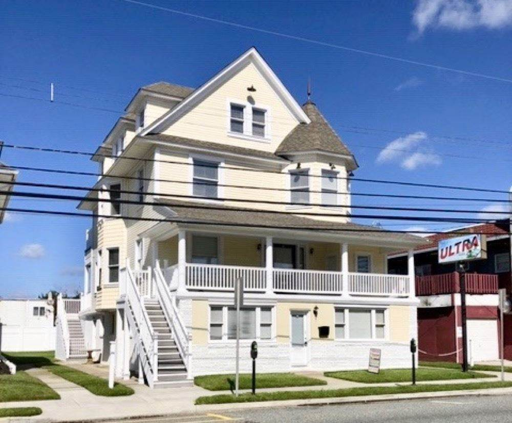 Multi-Family Homes for Sale at 2704 Atlantic Avenue Wildwood, New Jersey 08260 United States
