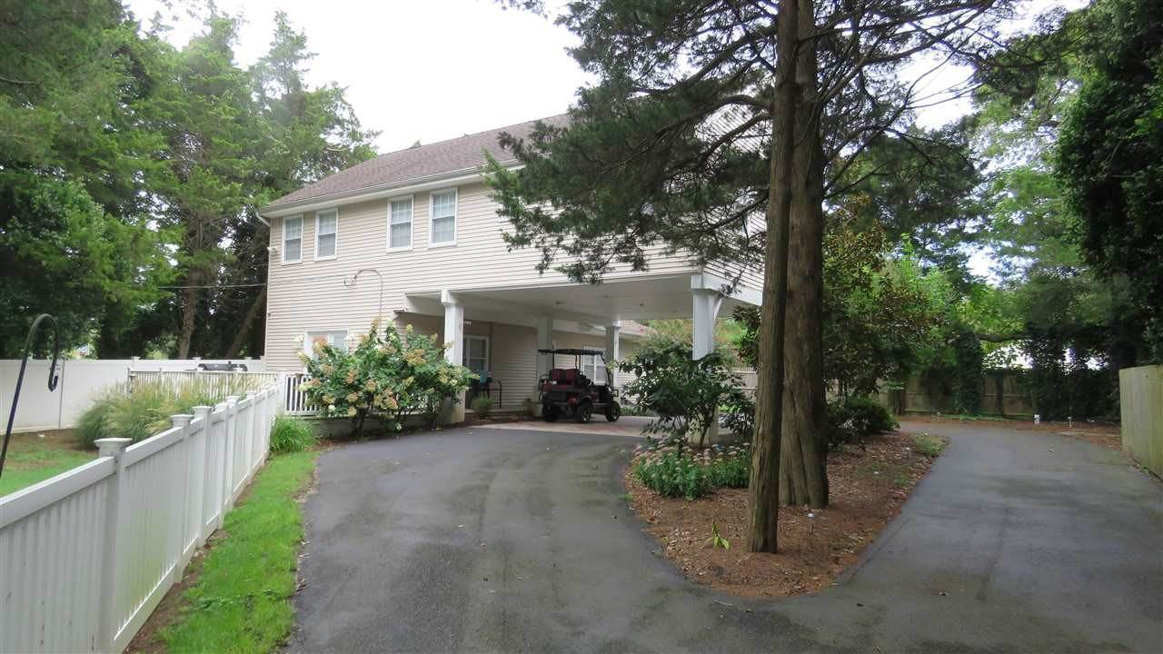Single Family Homes for Sale at 600 Jonathan Hoffman Road North Cape May, New Jersey 08204 United States