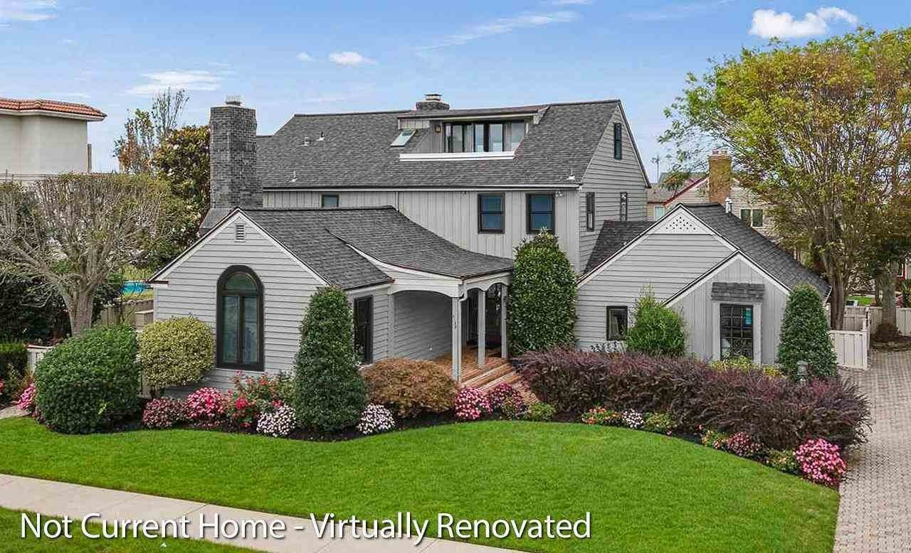 Single Family Homes pour l Vente à 4128 Bayberry Road Avalon, New Jersey 08202 États-Unis