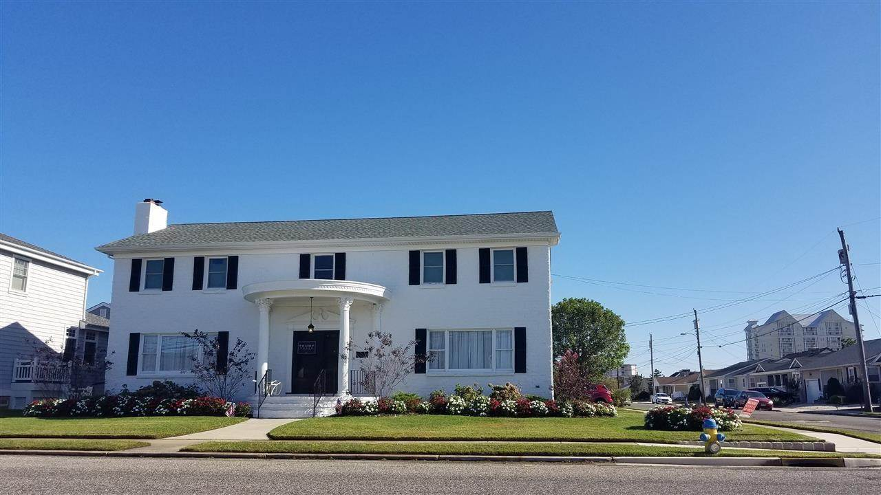 Single Family Homes por un Venta en 9305 Pacific Avenue Wildwood Crest, Nueva Jersey 08260 Estados Unidos