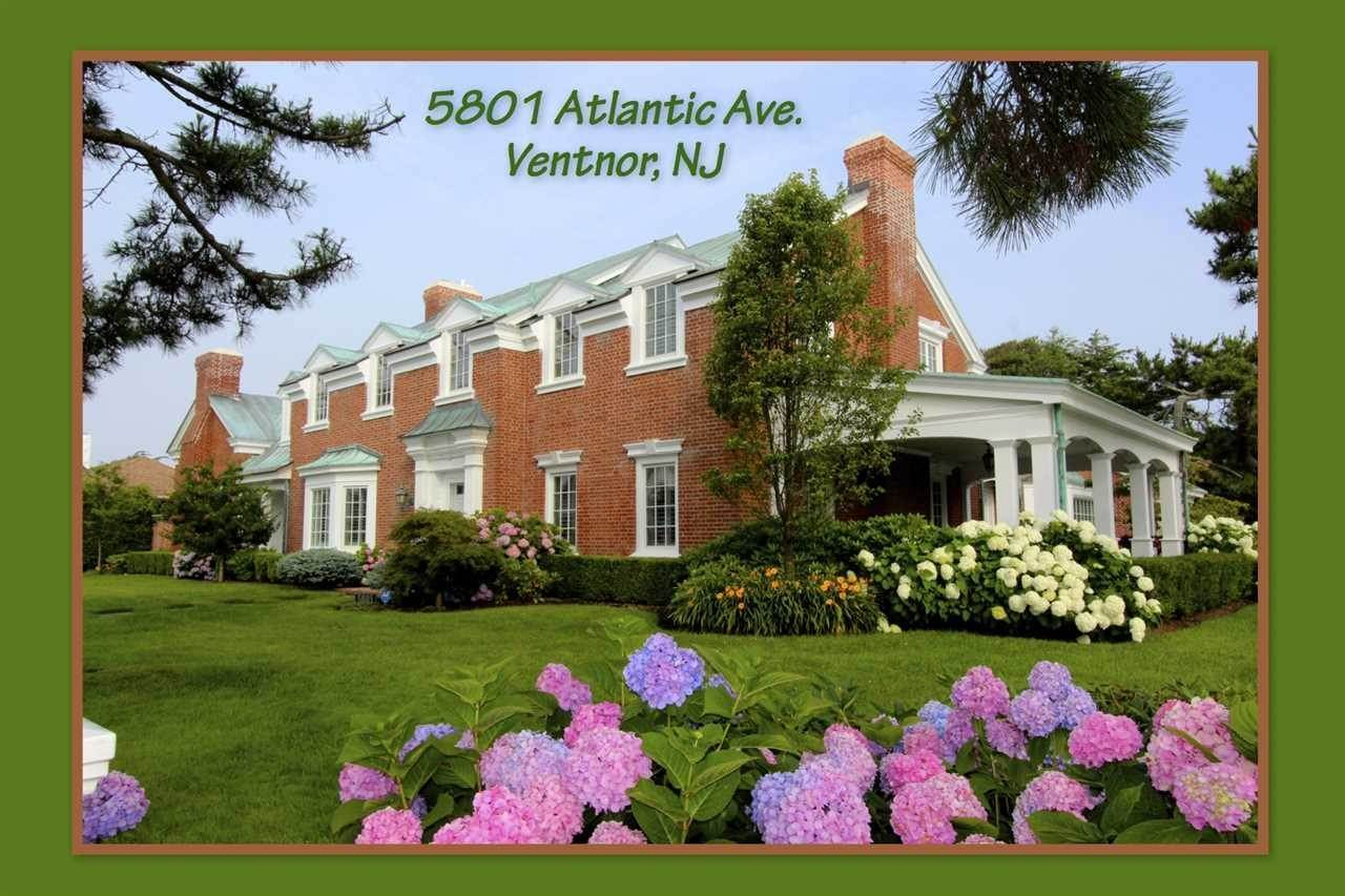 Single Family Homes for Sale at 5801 Atlantic Avenue Ventnor, New Jersey 08406 United States