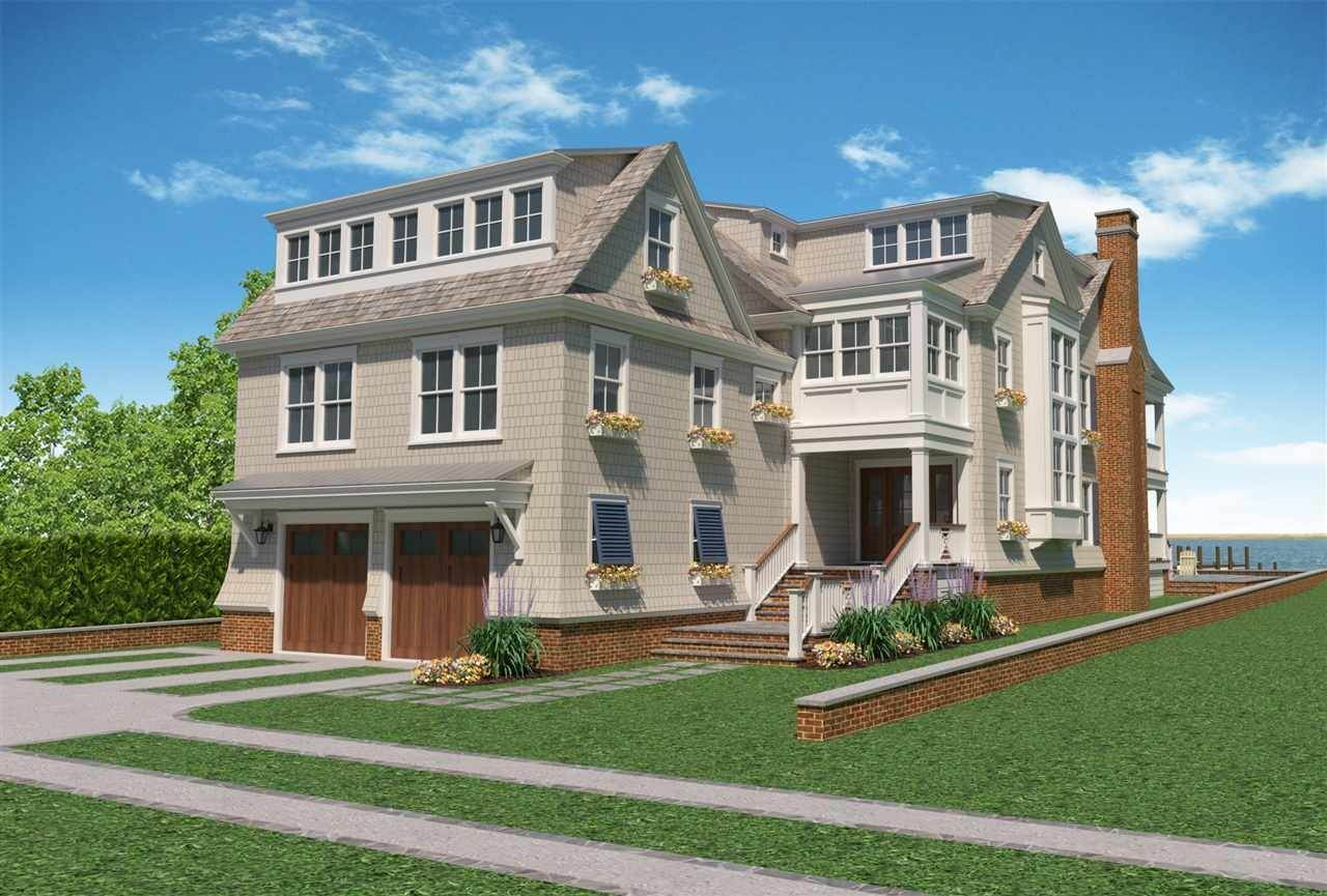 Single Family Homes pour l Vente à 306 62nd Street Avalon, New Jersey 08202 États-Unis