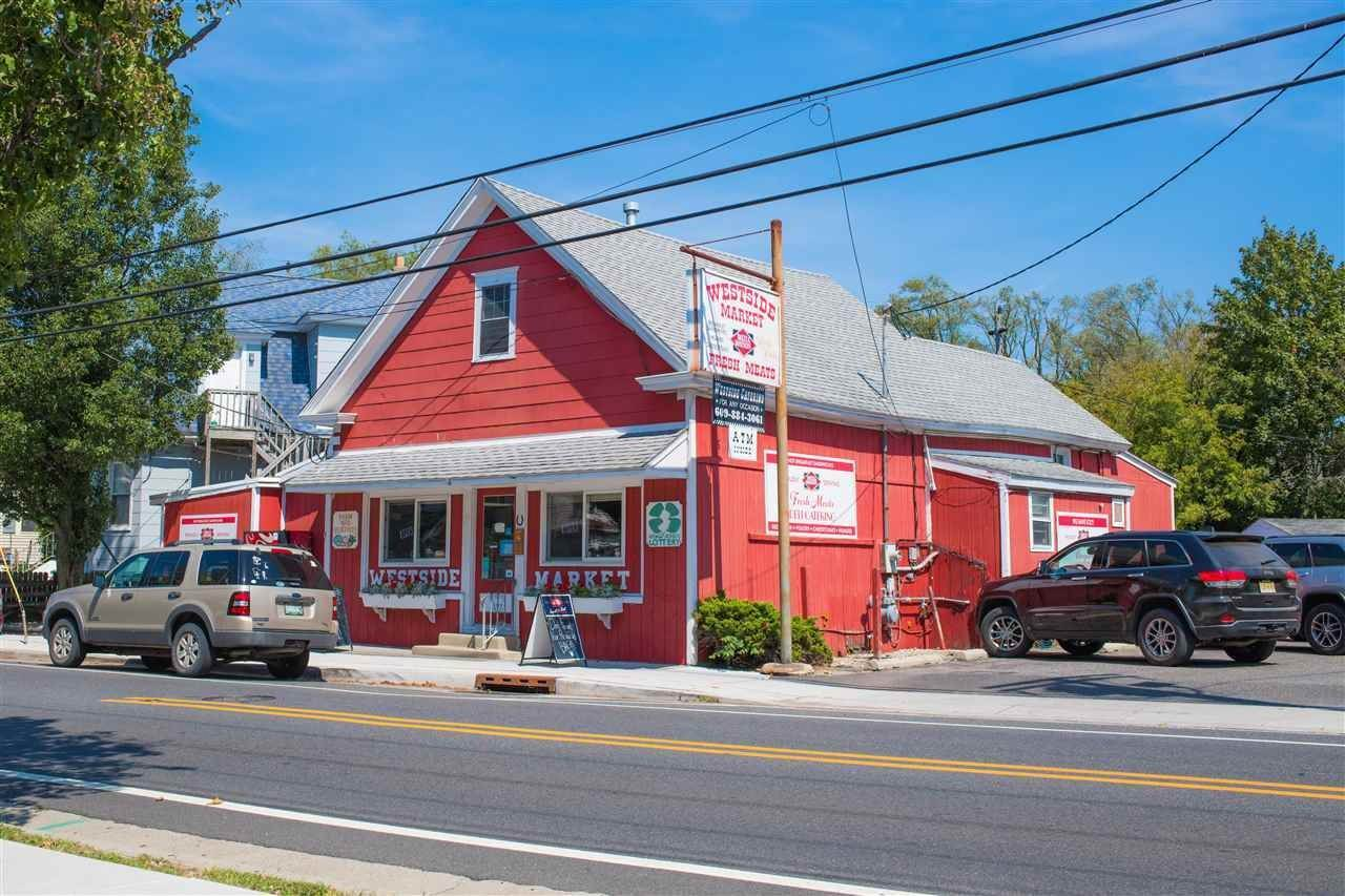 Comercial por un Venta en 517 Broadway West Cape May, Nueva Jersey 08204 Estados Unidos