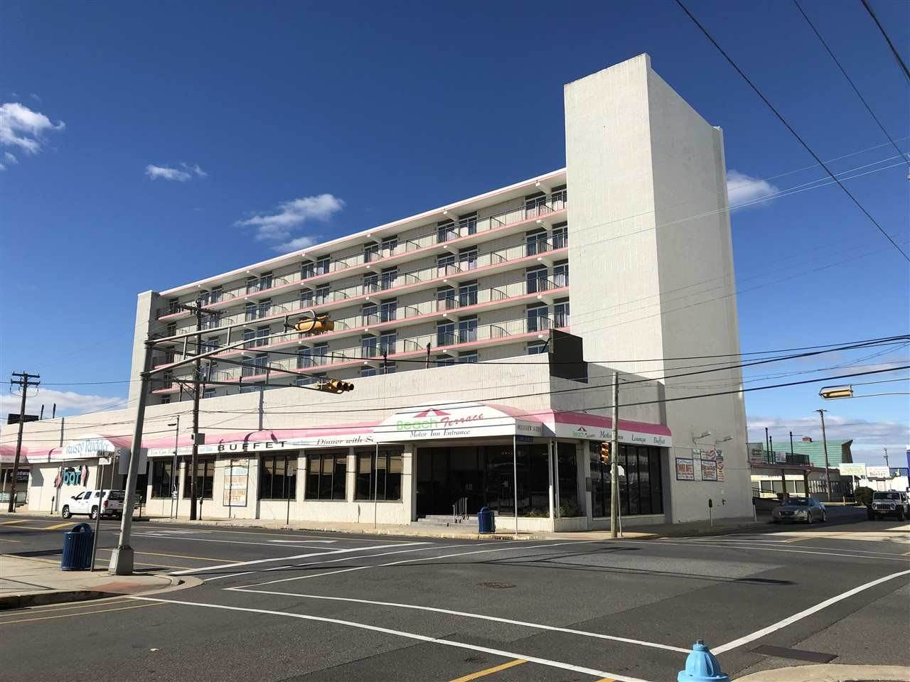 Commercial for Sale at 3400 Atlantic Avenue Wildwood, New Jersey 08260 United States