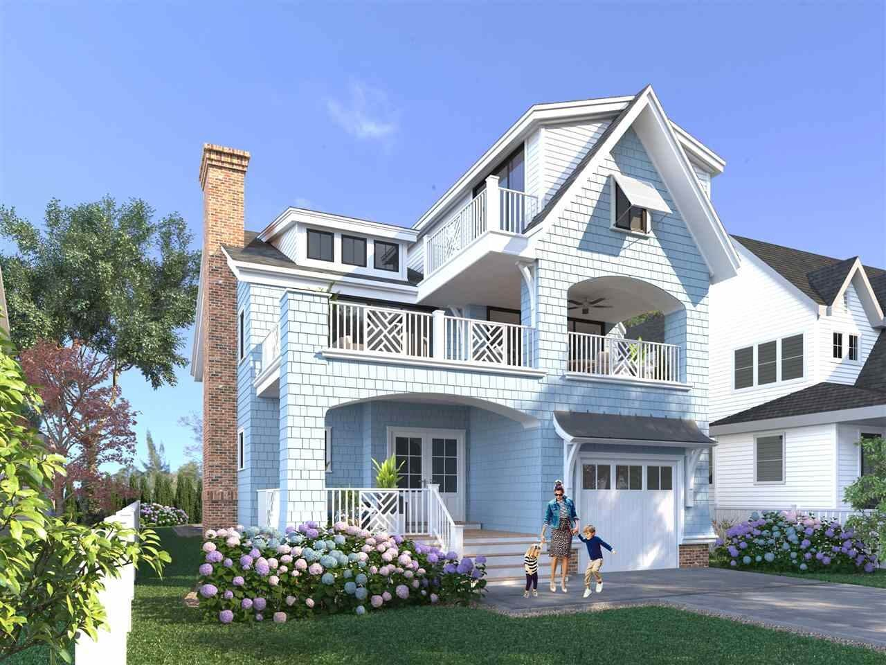 Single Family Homes pour l Vente à 24 E 19th Street Avalon, New Jersey 08202 États-Unis