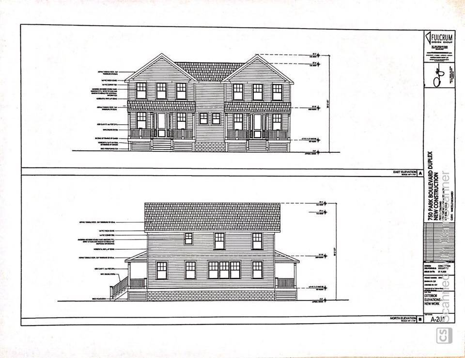 Condominiums pour l Vente à 744 Park Boulevard West Cape May, New Jersey 08204 États-Unis