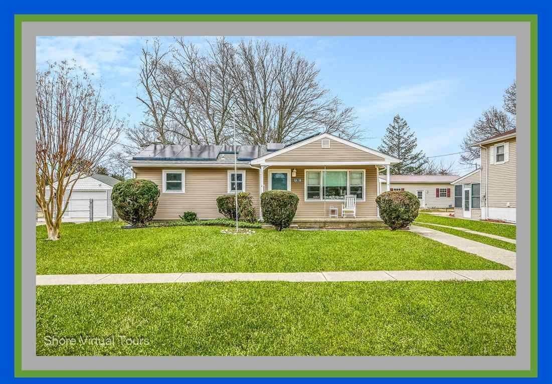 Single Family Homes for Sale at 702 Pilgrim Plaza North Cape May, New Jersey 08204 United States