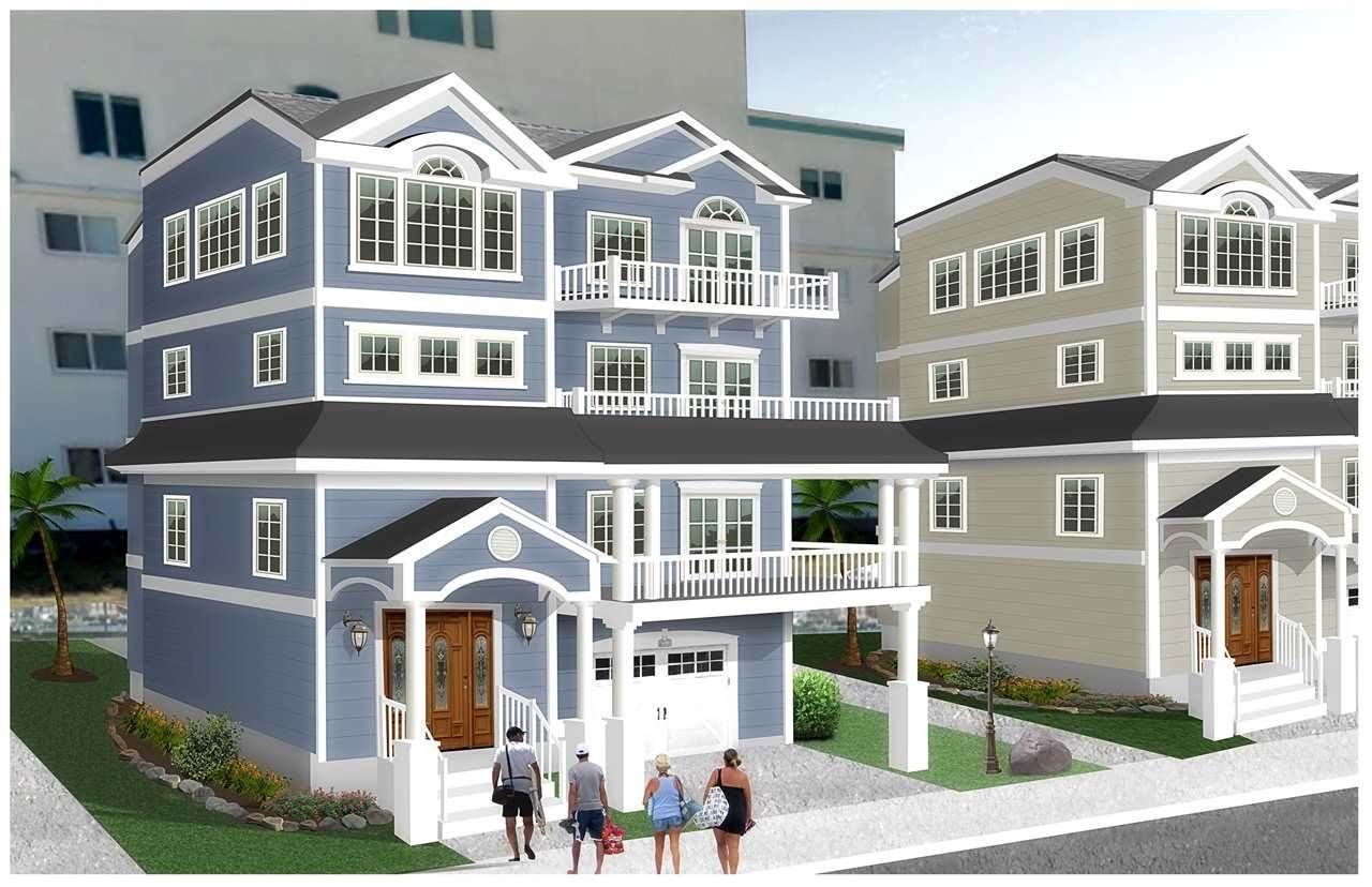 Single Family Homes por un Venta en 419 E Louisville Avenue Wildwood Crest, Nueva Jersey 08260 Estados Unidos