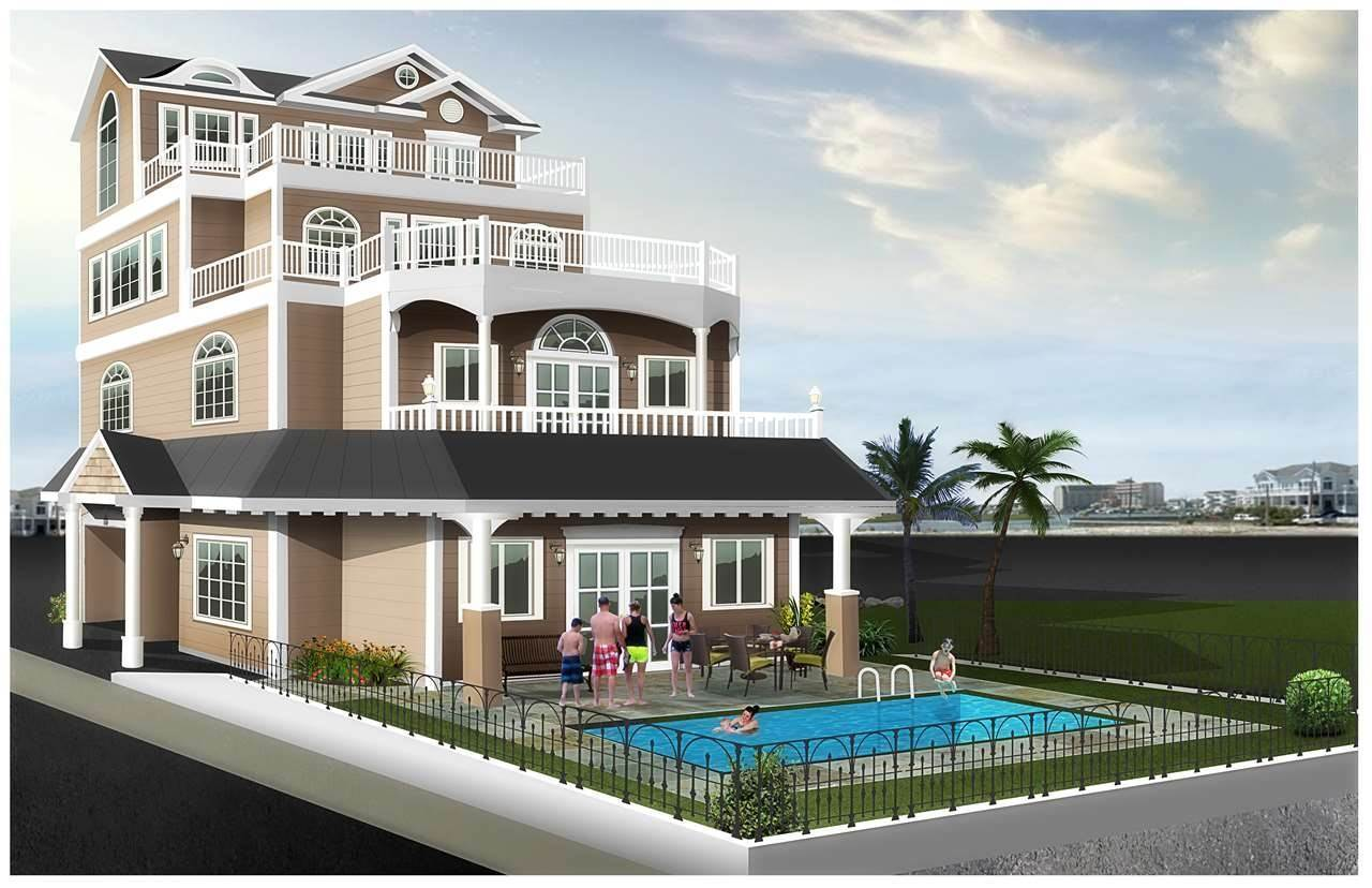 Single Family Homes por un Venta en 414 E Toledo Avenue Wildwood Crest, Nueva Jersey 08260 Estados Unidos