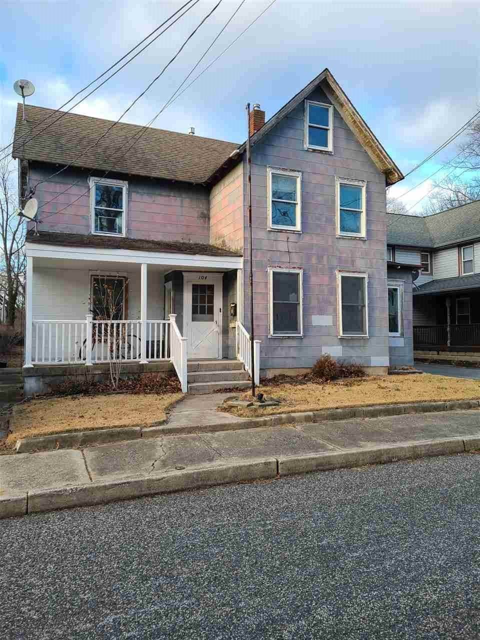 Multi-Family Homes for Sale at 104 Evergreen Avenue Glassboro, New Jersey 08071 United States