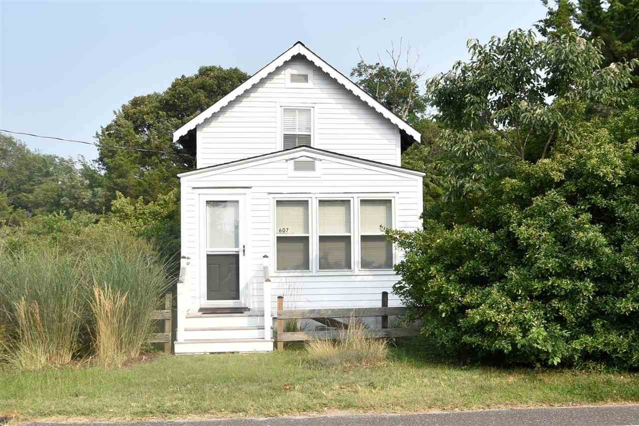 Single Family Homes 为 销售 在 607 Cape Avenue Cape May Point, 新泽西州 08212 美国