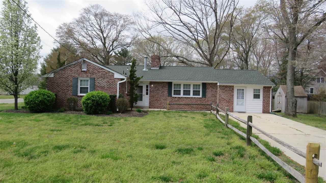 Single Family Homes por un Venta en 604 Shunpike Road Erma, Nueva Jersey 08204 Estados Unidos