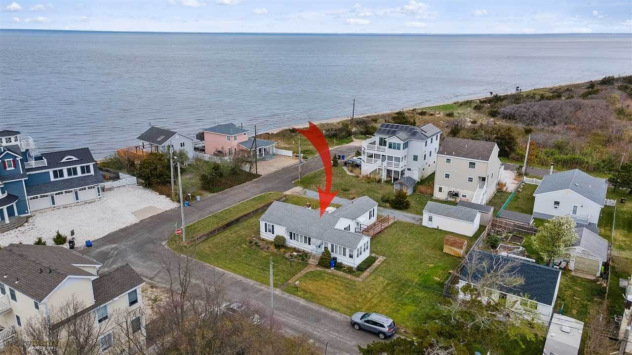 Single Family Homes for Sale at 218 Sunray Beach Road Del Haven, New Jersey 08251 United States