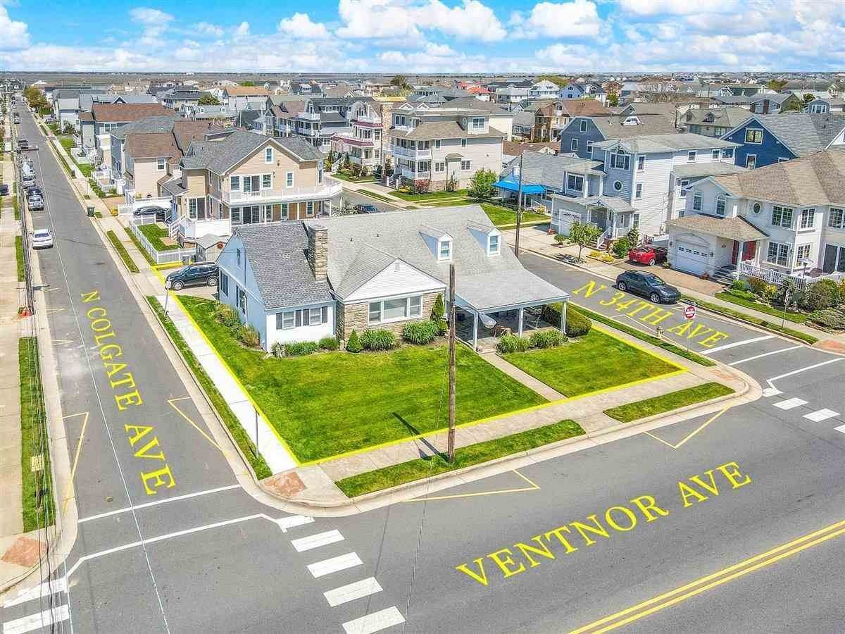 Single Family Homes for Sale at 3311 Ventnor Avenue Longport, New Jersey 08403 United States
