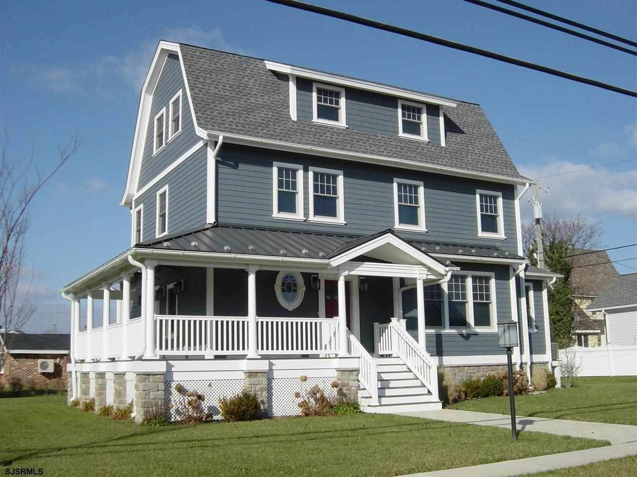 Single Family Homes at 2505 Revere Blvd Brigantine City Brigantine, New Jersey 08203 United States