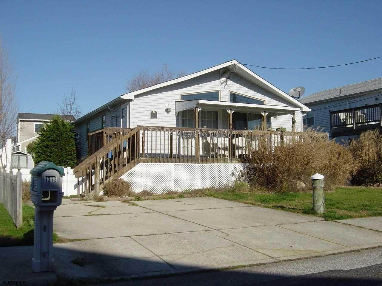 Single Family Homes at 1313 Duncan Pl Pl Brigantine City Brigantine, New Jersey 08203 United States