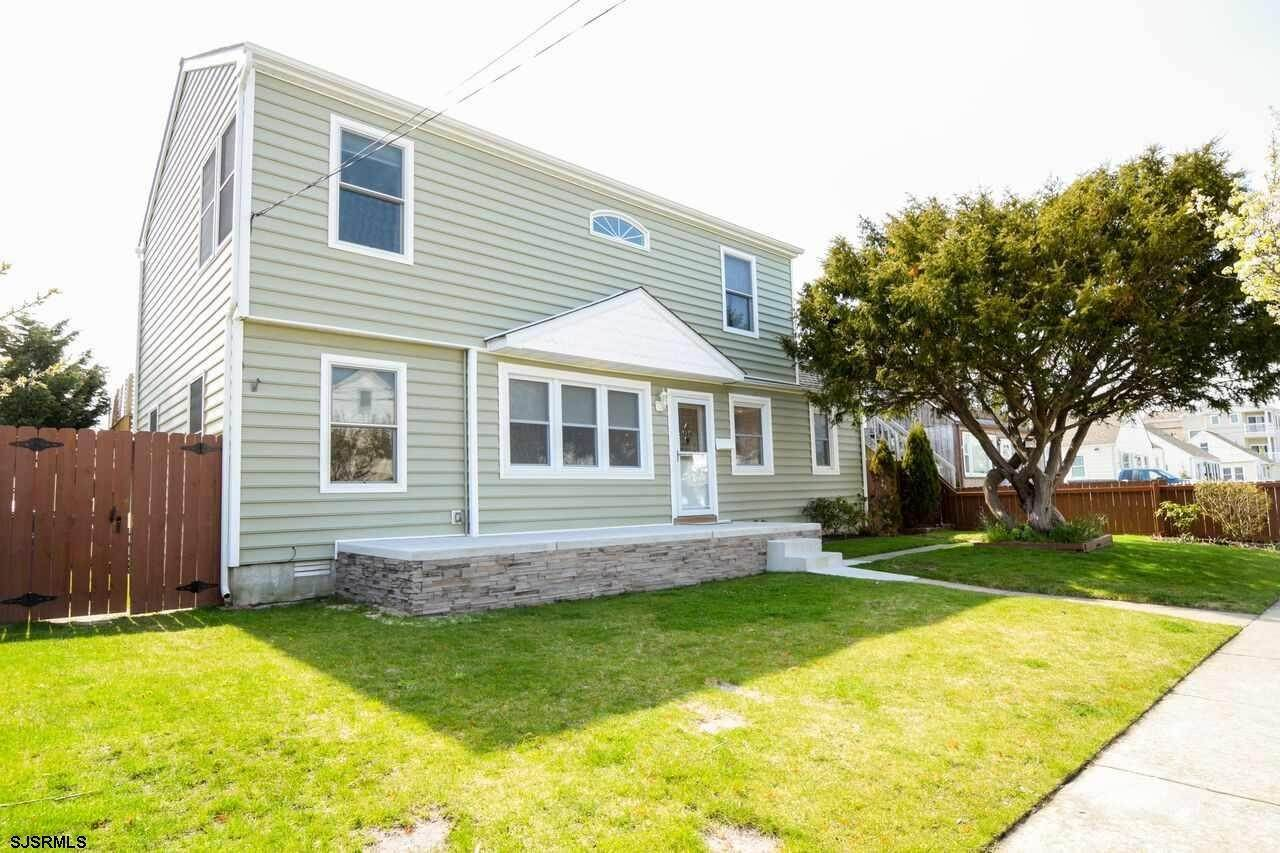 Single Family Homes at 210 Vernon Pl Brigantine City Brigantine, New Jersey 08203 United States