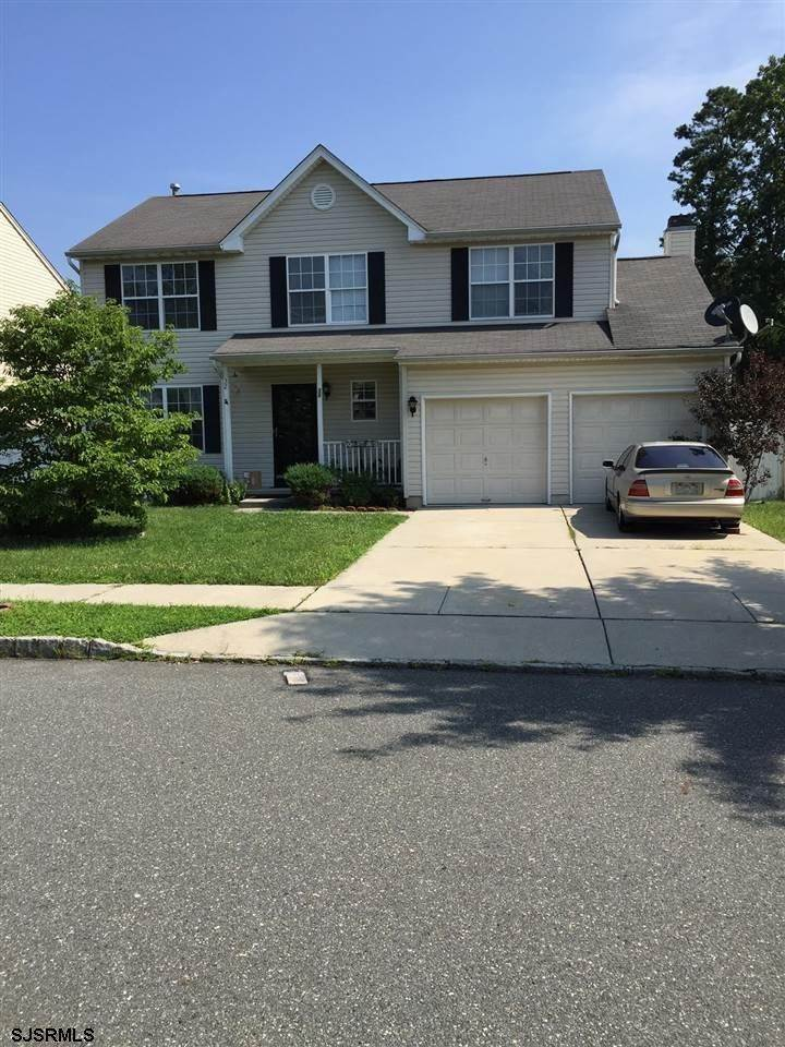 Single Family Homes at 32 Crestwood Circle Cir Egg Harbor Twp Egg Harbor Township, New Jersey 08234 United States
