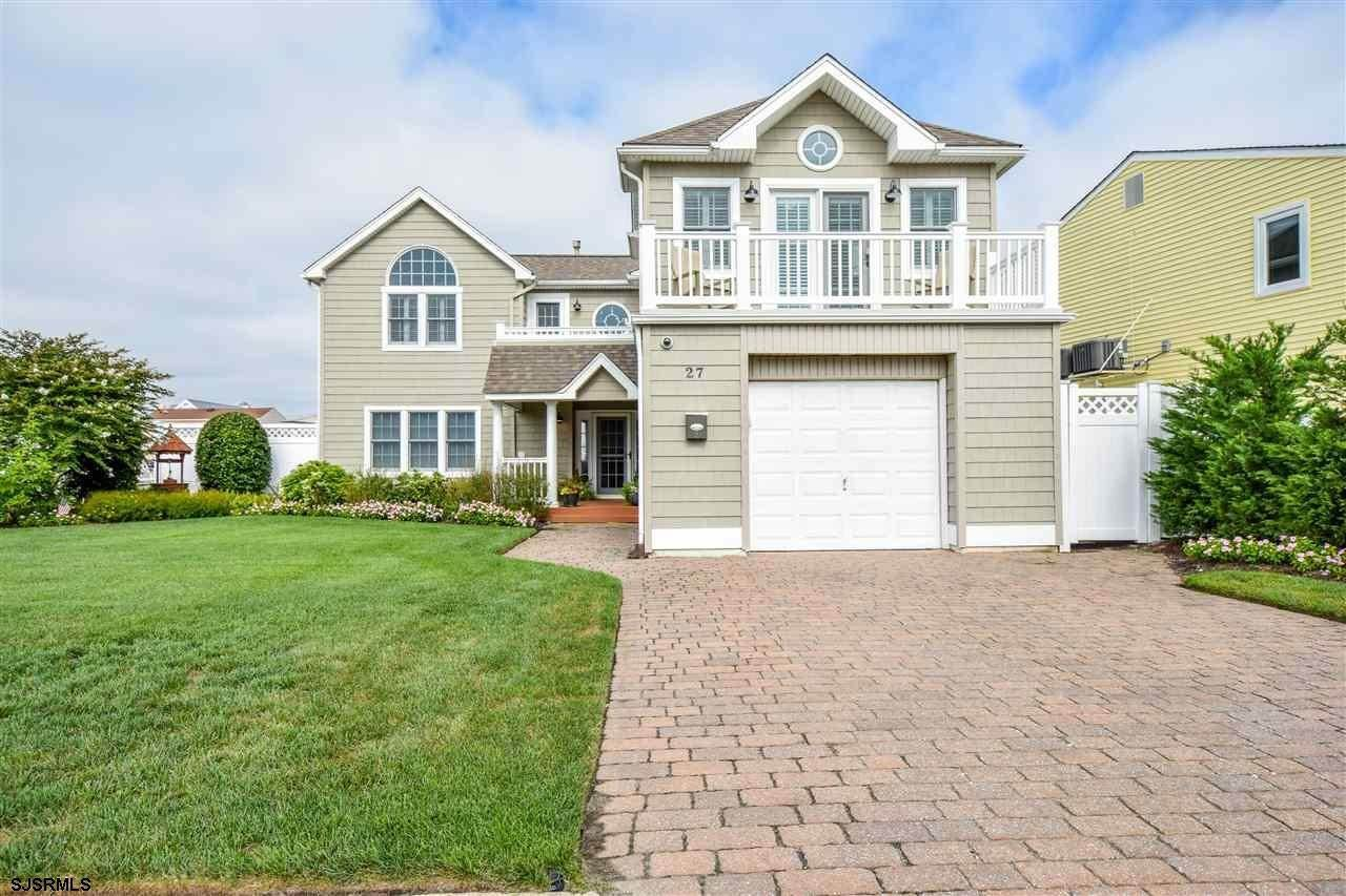 2. Single Family Homes at 27 Seaview Dr Egg Harbor Twp Egg Harbor Township, New Jersey 08403 United States