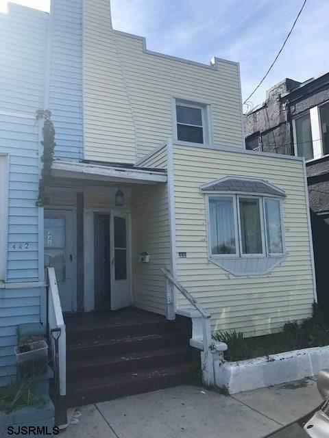 Single Family Homes at 444 N Maryland Ave Atlantic City Atlantic City, New Jersey 08401 United States