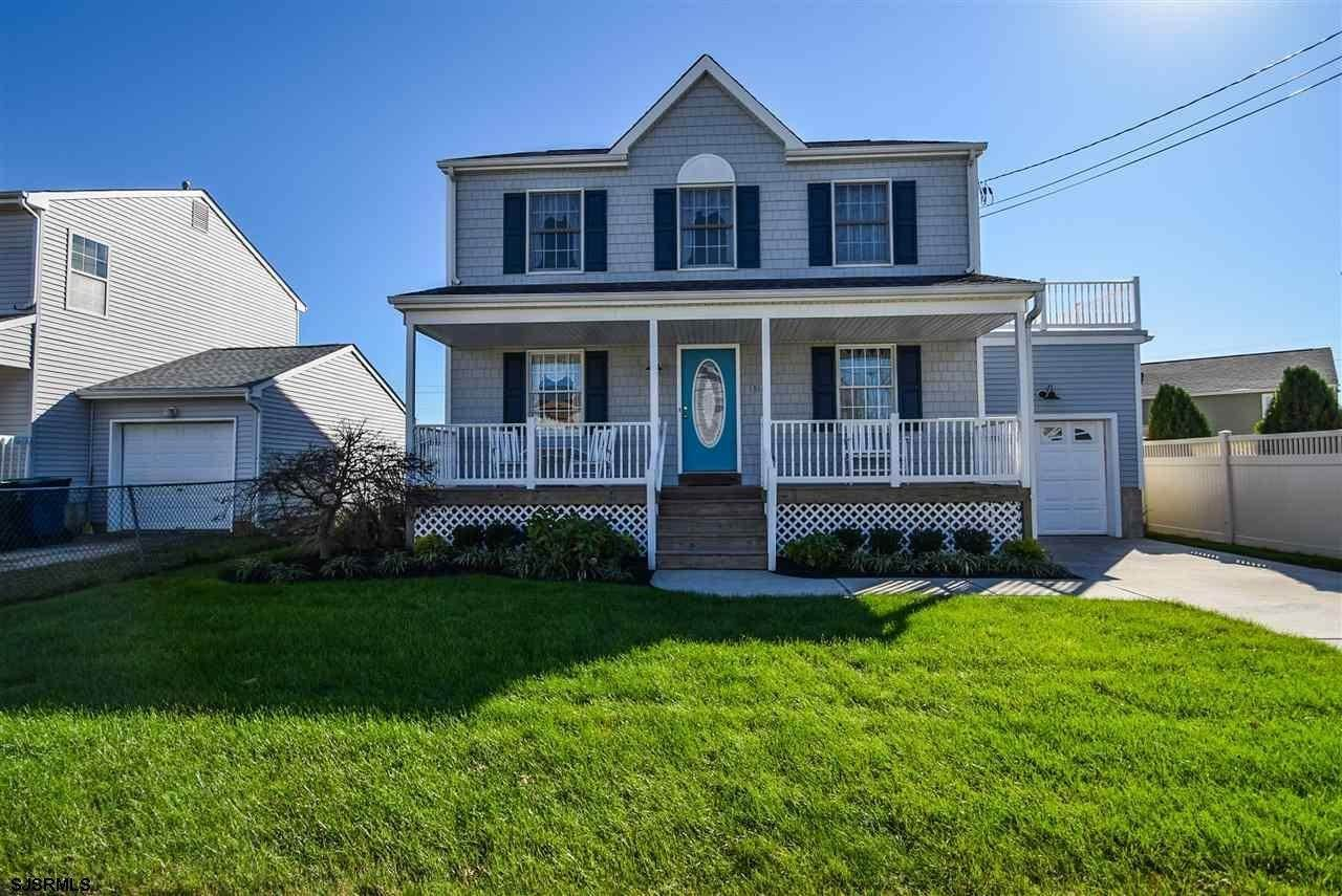 Single Family Homes at 1310 Duncan Pl Brigantine City Brigantine, New Jersey 08203 United States
