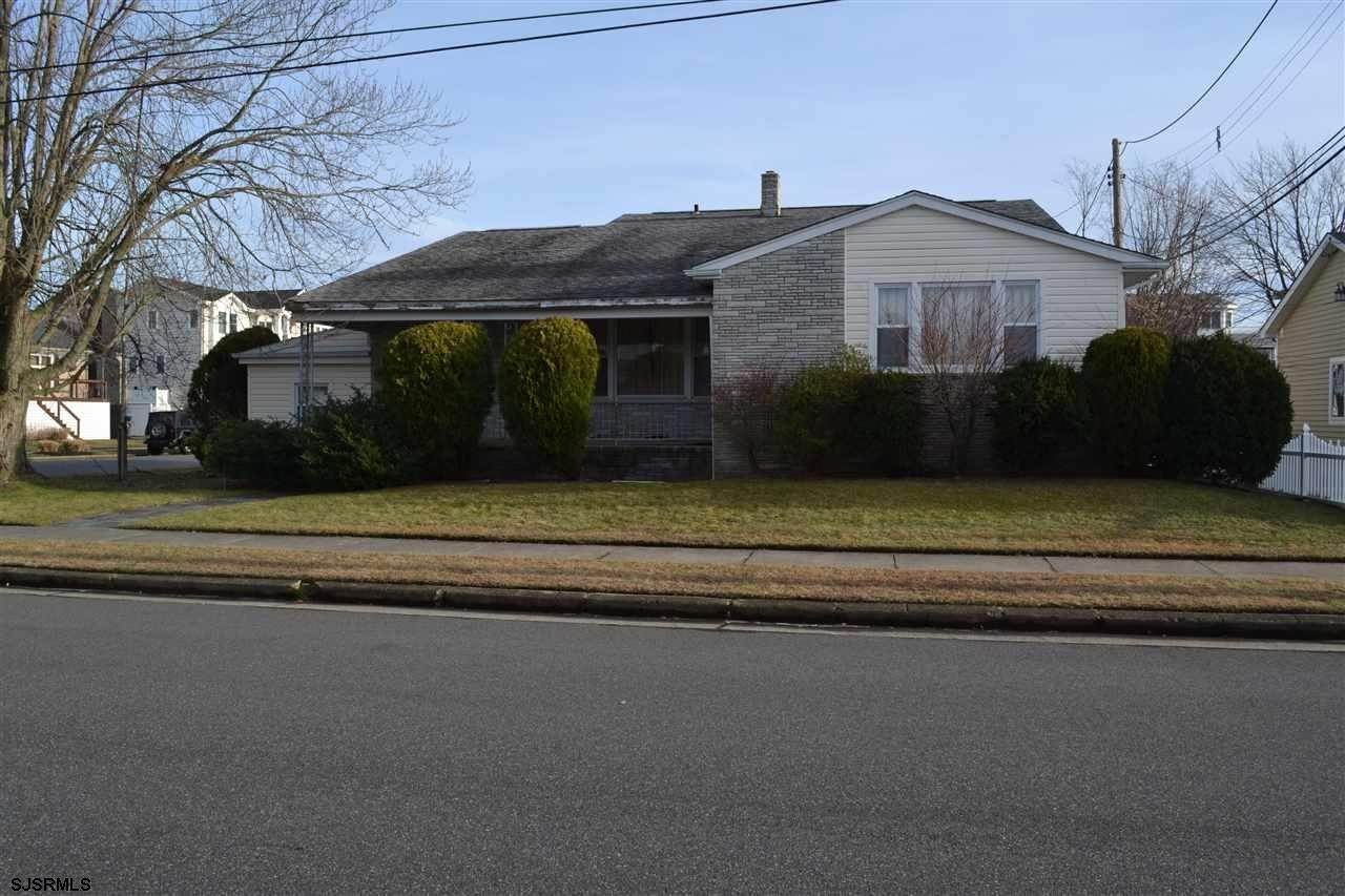 Single Family Homes at 8600 Fulton Ave Margate City Margate, New Jersey 08402 United States