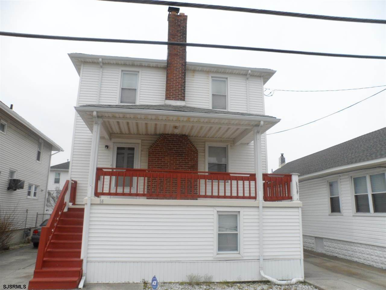 Single Family Homes at 14 N Wyoming Ave Ventnor City Ventnor, New Jersey 08406 United States