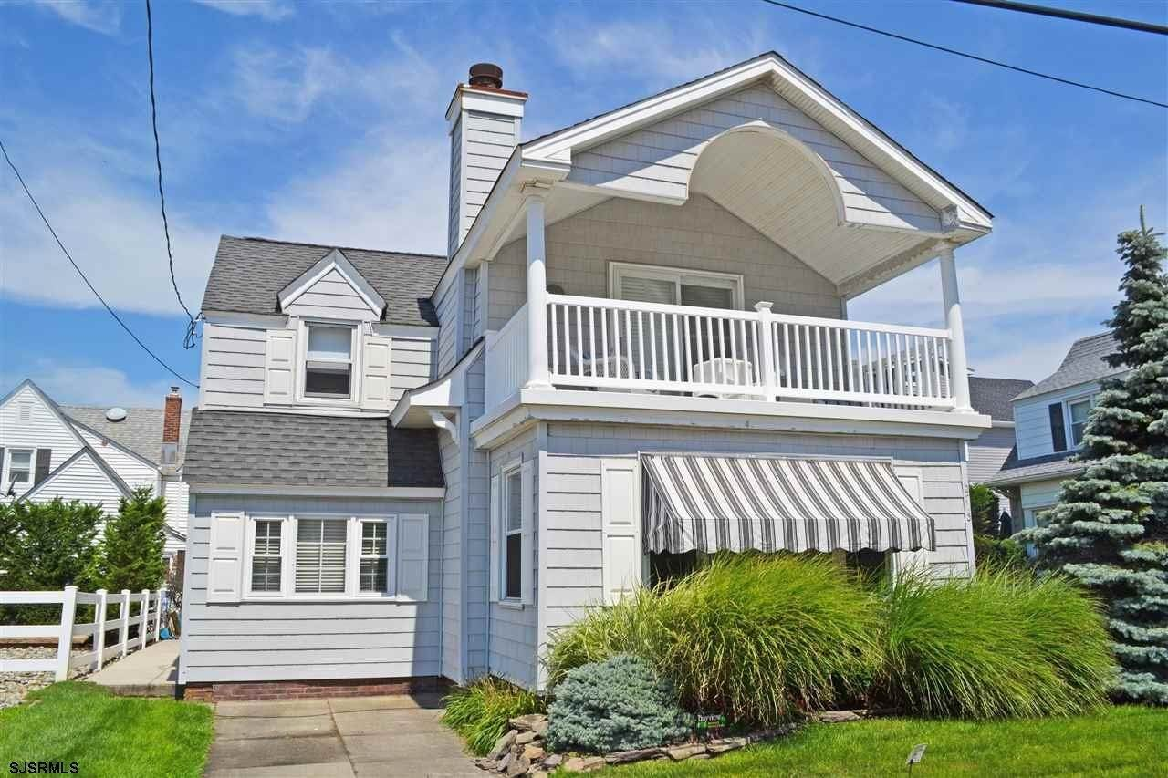 Single Family Homes at 2703 Atlantic Ave Longport Borough Longport, New Jersey 08403 United States