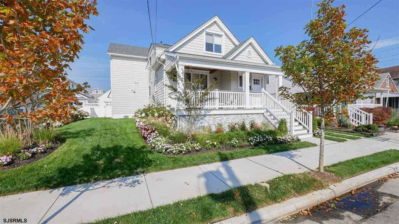 Single Family Homes at 107 N Exeter Ave Margate City Margate, New Jersey 08402 United States