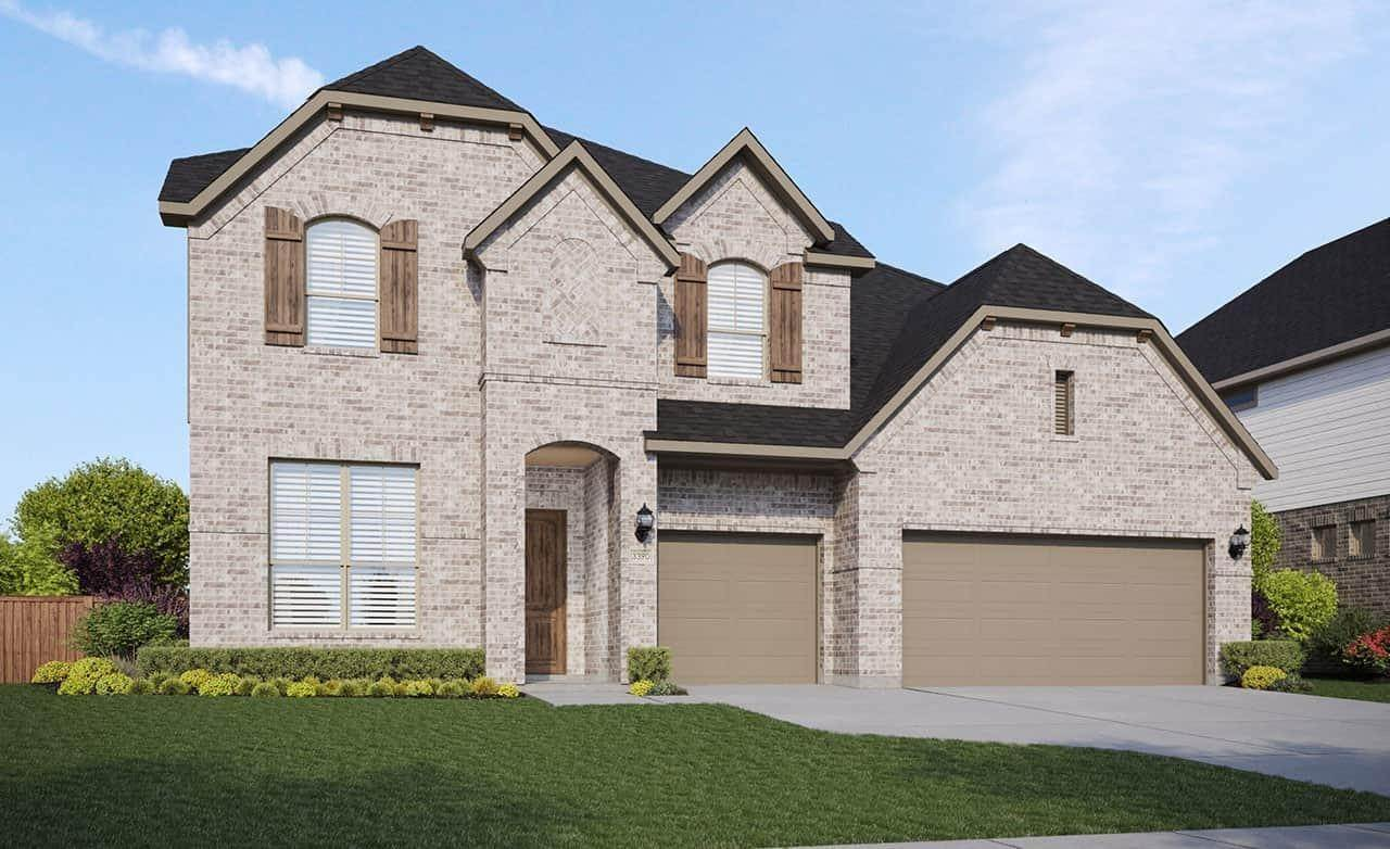 Single Family for Sale at Terra Estates - Classic Series - Dartmouth MANVEL, TEXAS 77578 UNITED STATES