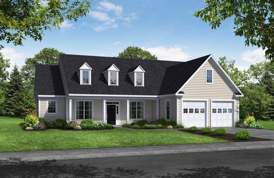 Single Family for Sale at The Vineyards At Silver Lake - Bordeaux 54 Thornwood Dr Glassboro, New Jersey 08028 United States