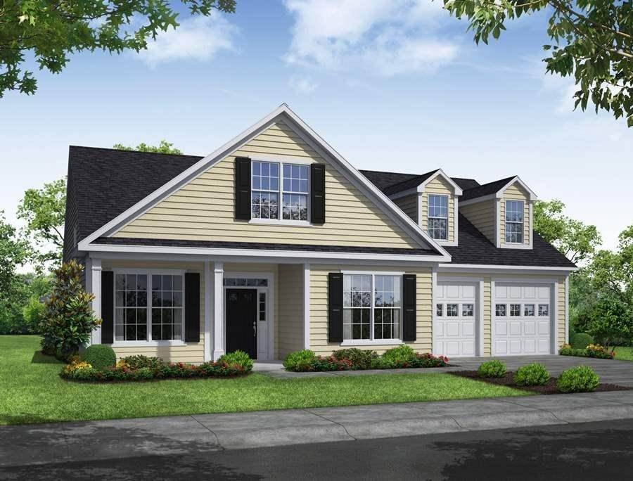 Single Family for Sale at The Vineyards At Silver Lake - Cabernet 54 Thornwood Dr GLASSBORO, NEW JERSEY 08028 UNITED STATES