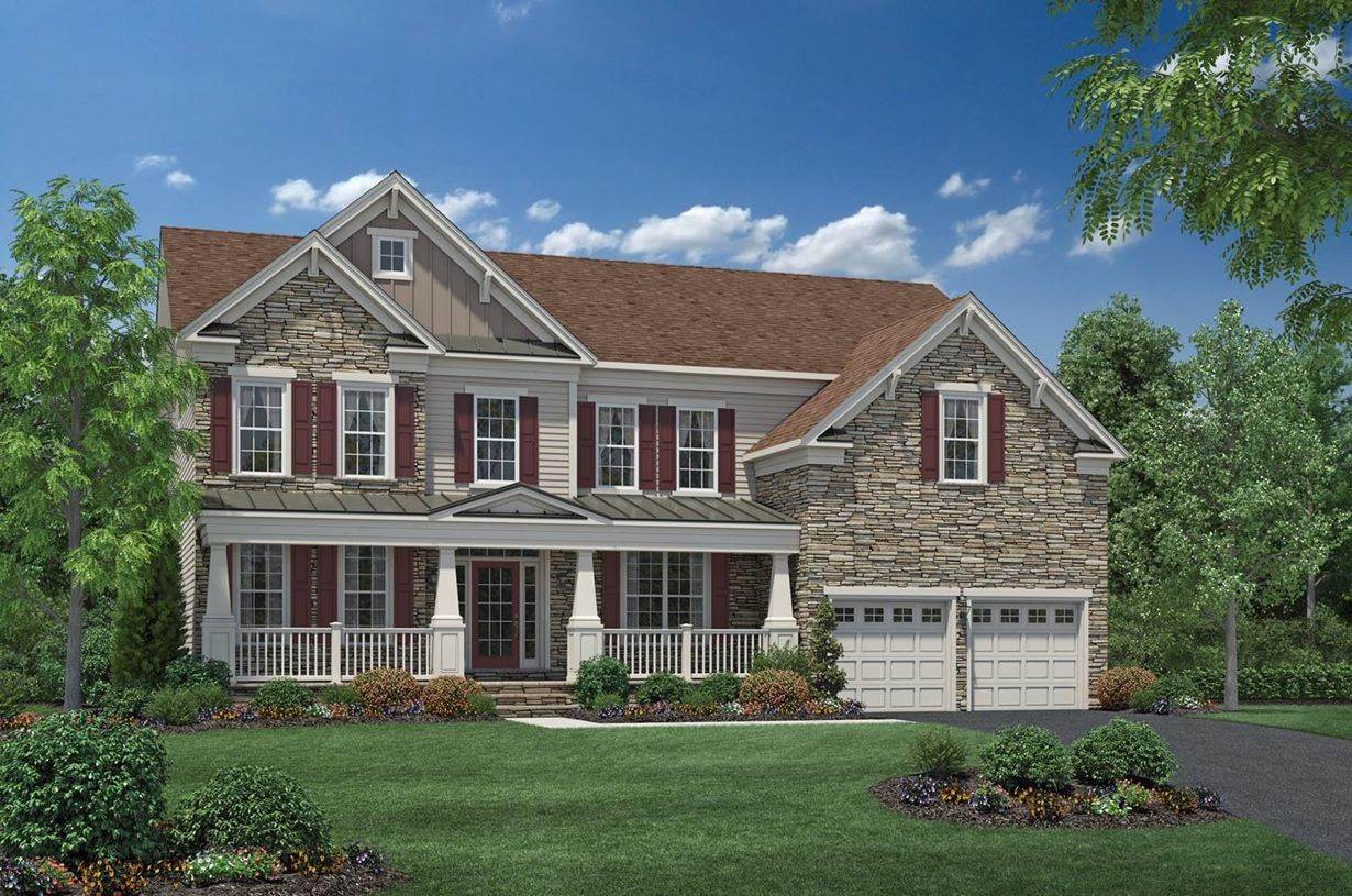 Single Family for Sale at Orchard Ridge - The Preserve - Duke Carlough Road UPPER SADDLE RIVER, NEW JERSEY 07458 UNITED STATES