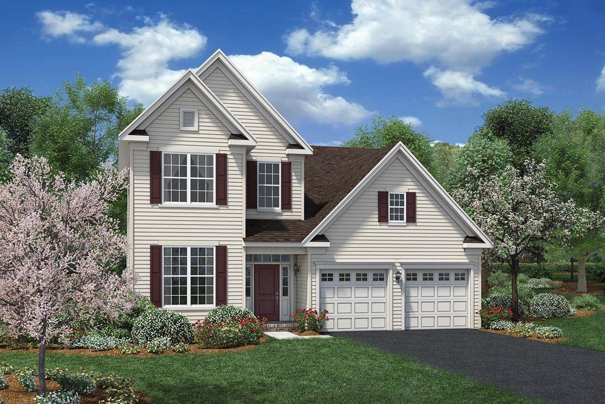 Single Family for Sale at Regency At Flanders - Bronson 7 Drake Way FLANDERS, NEW JERSEY 07836 UNITED STATES