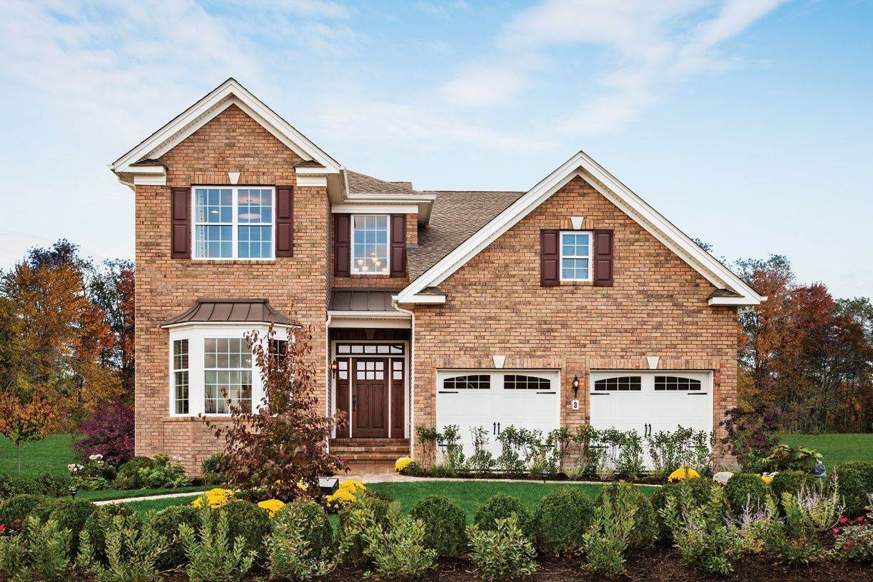 Single Family for Sale at Regency At Flanders - Farmington 7 Drake Way FLANDERS, NEW JERSEY 07836 UNITED STATES