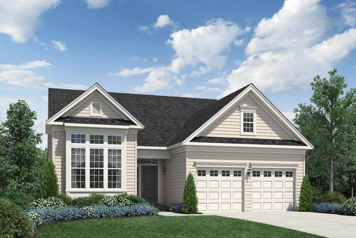 Single Family for Sale at Regency At Flanders - Houghton 7 Drake Way FLANDERS, NEW JERSEY 07836 UNITED STATES