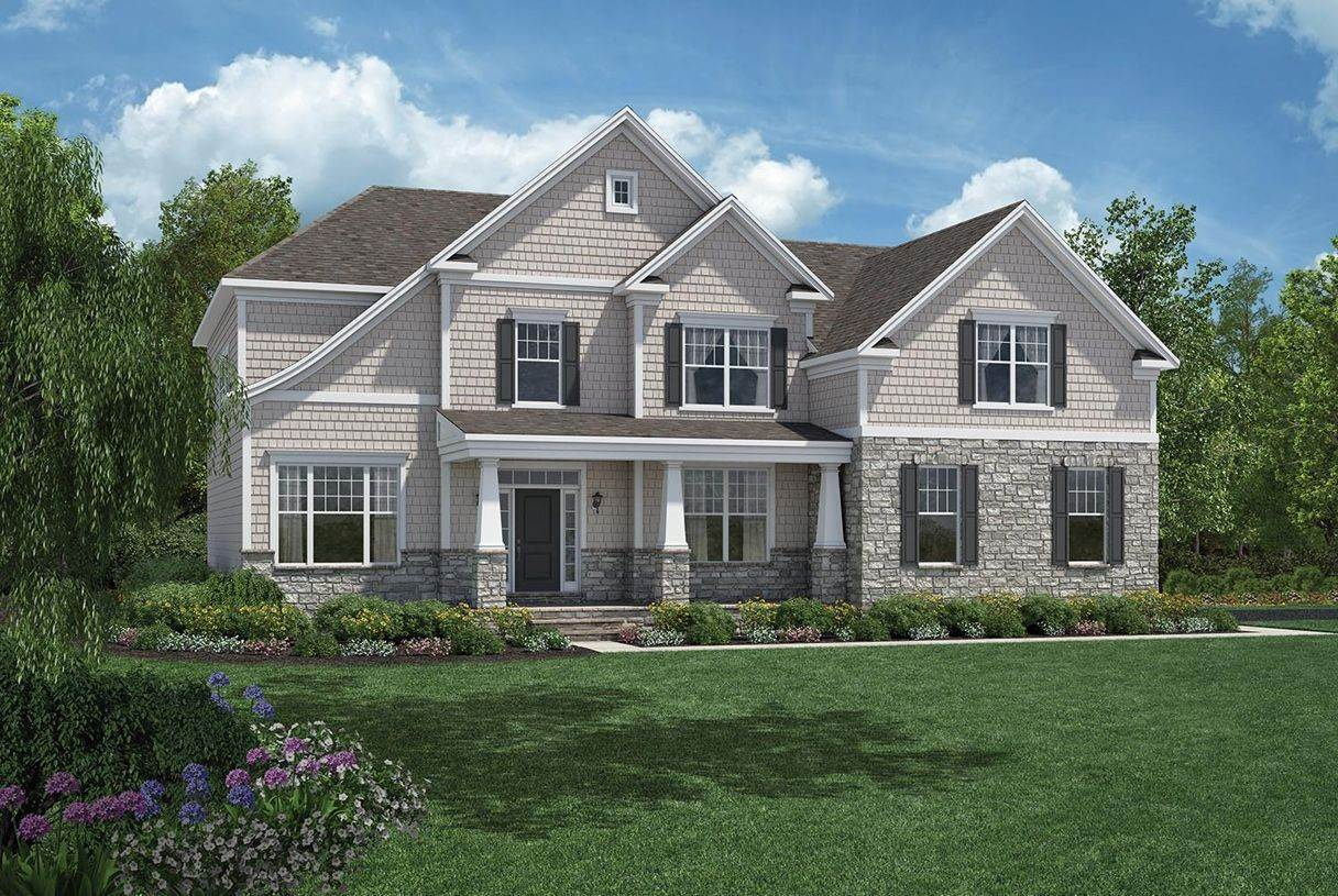 Single Family for Sale at Orchard Ridge - The Preserve - Hopewell Carlough Road UPPER SADDLE RIVER, NEW JERSEY 07458 UNITED STATES