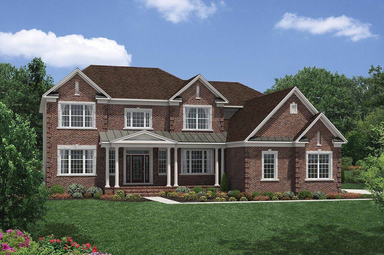 Single Family for Sale at Orchard Ridge - The Preserve - Harding Carlough Road UPPER SADDLE RIVER, NEW JERSEY 07458 UNITED STATES
