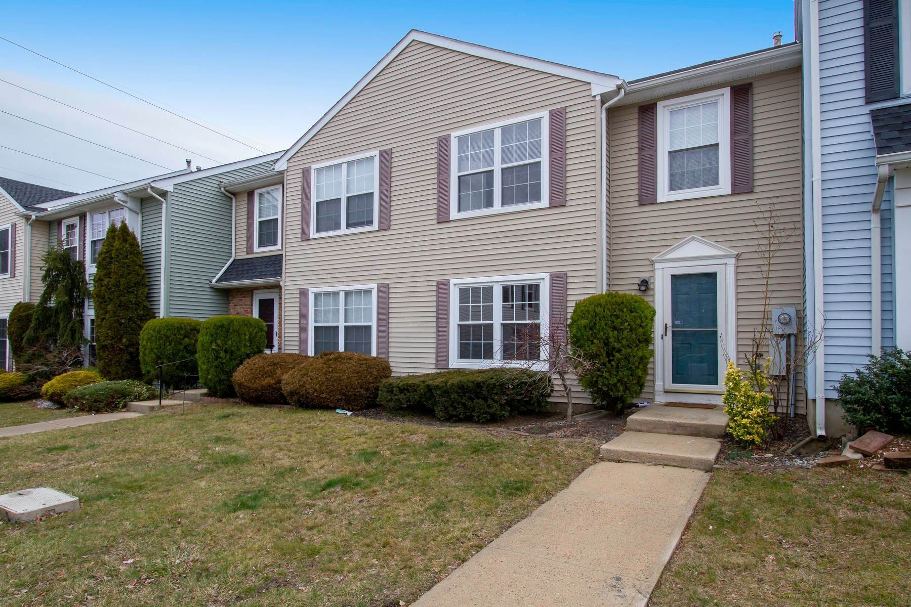 townhouses for Sale at 2 Story Townhouse 9 Rodio Court Sayreville, New Jersey 08872 United States