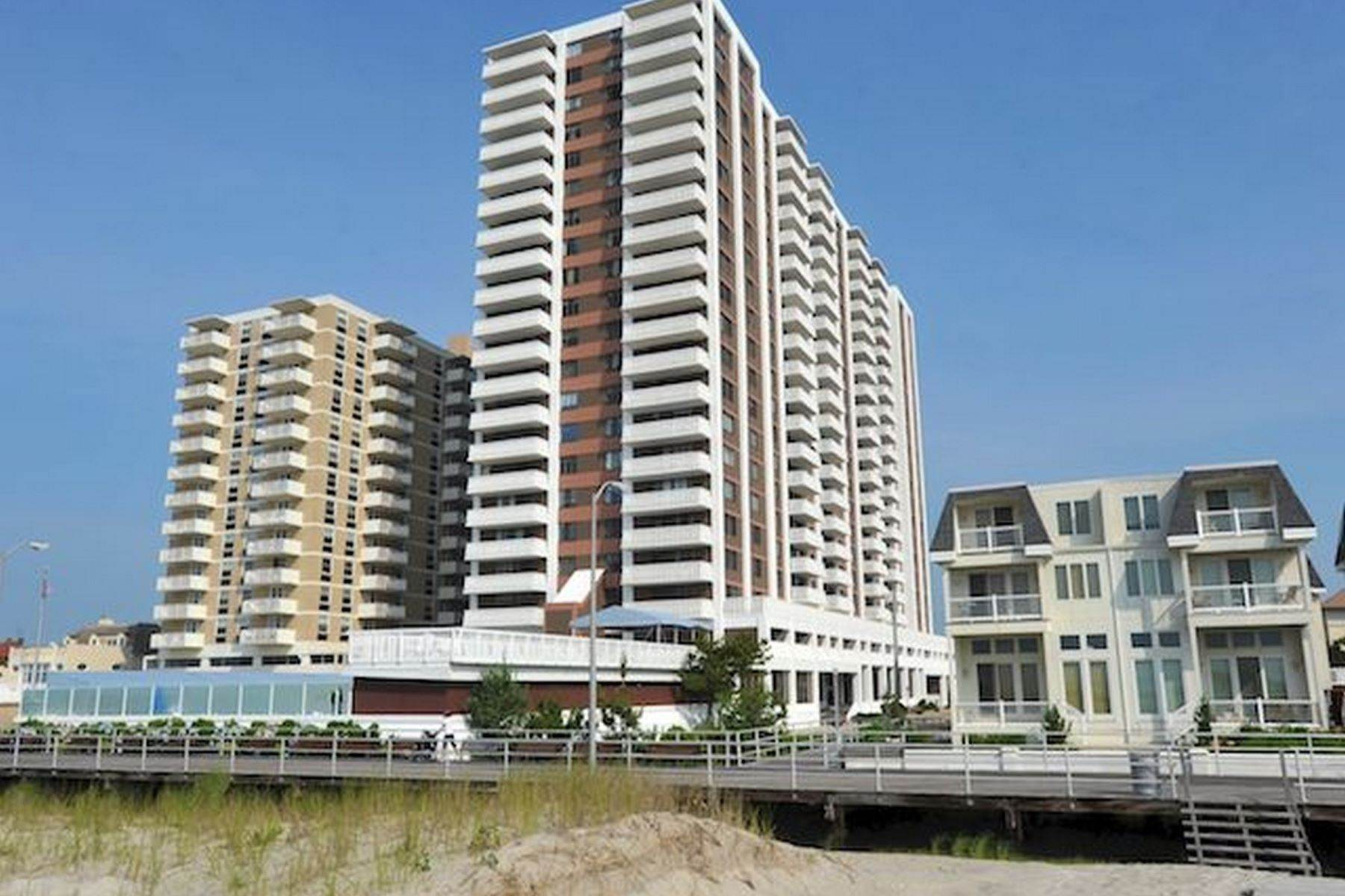 Condominiums for Sale at 100 S Berkely #21A 100 S Berkley Ave #21A Atlantic City, New Jersey 08401 United States