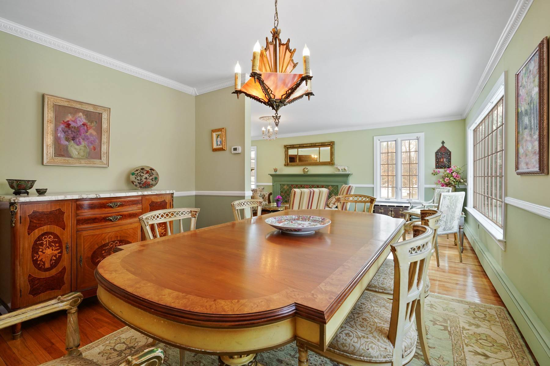 Single Family Homes for Sale at 51 Cherry Tree Lane, Kinnelon 51 Cherry Tree Lane Kinnelon, New Jersey 07405 United States