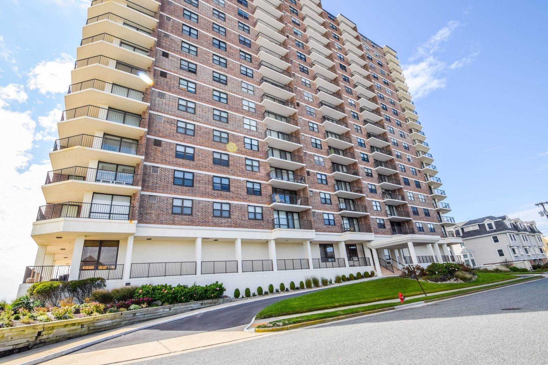 Condominiums for Sale at 9100 Beach#1307 Margate, New Jersey 08402 United States