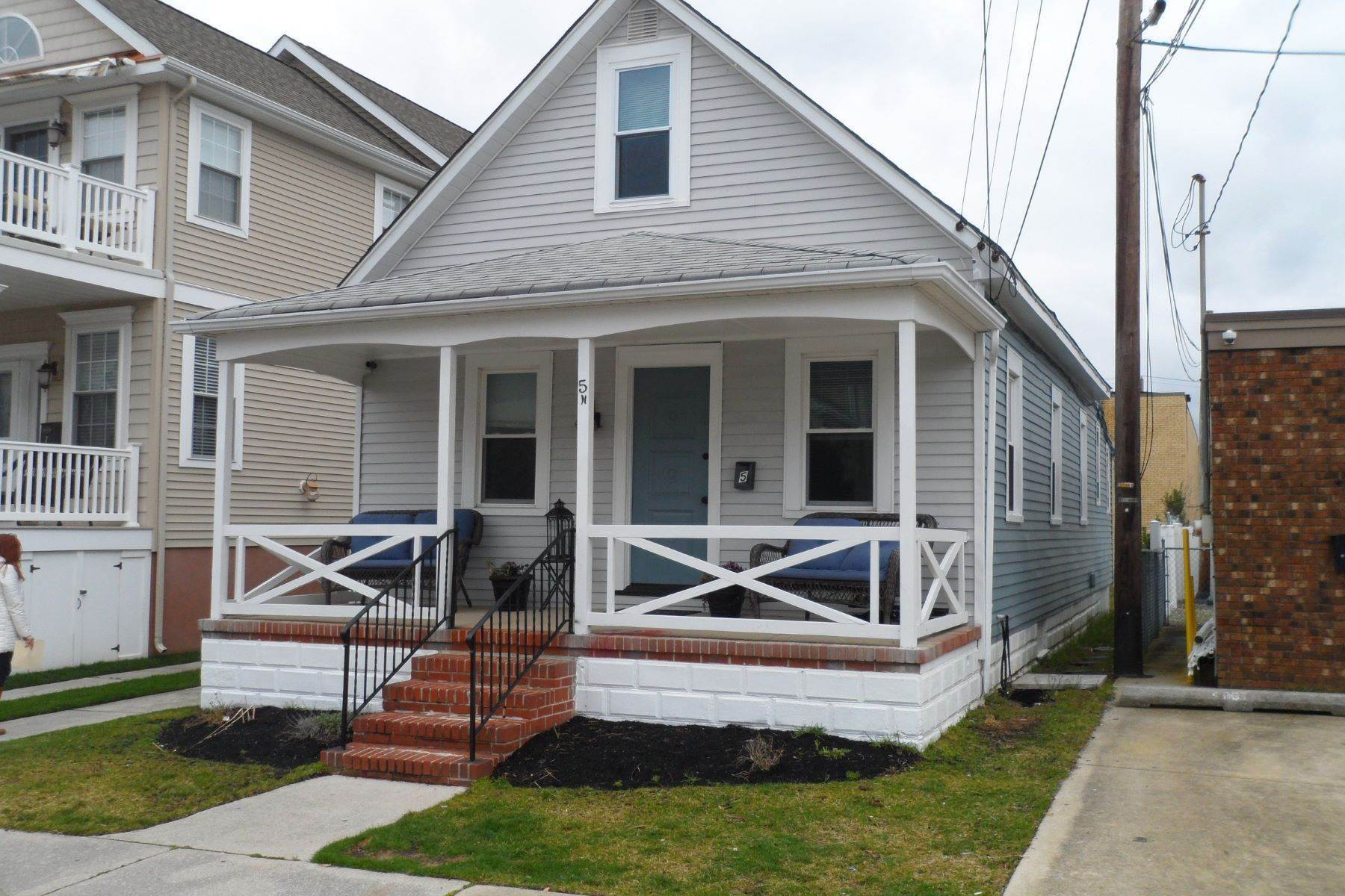 Single Family Homes at 5 N Adams Margate, New Jersey 08402 United States