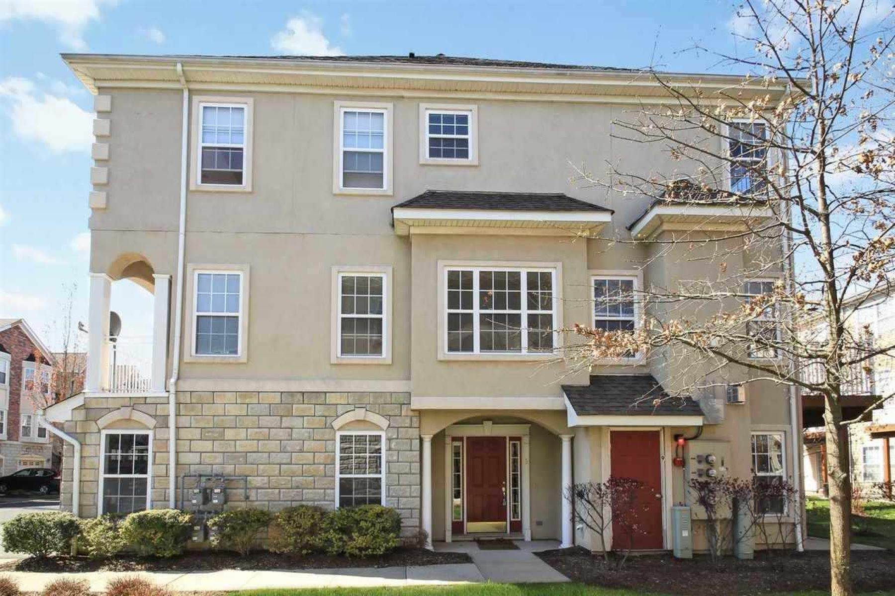 Other Residential Homes at A beautiful unique Greenwich 2369 sq ft 3BR/ 2.5BTH 57 Mallard Place Secaucus, New Jersey 07094 United States