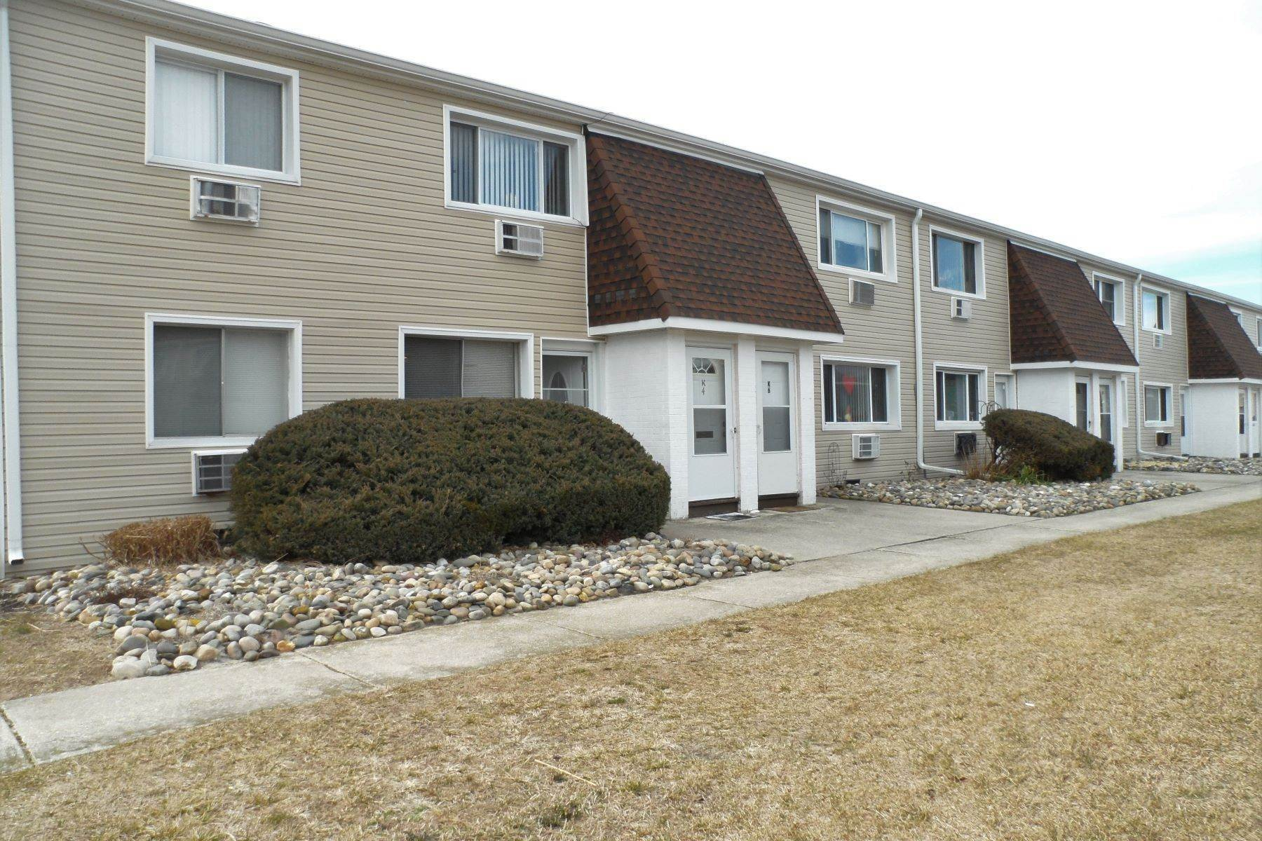 Condominiums for Sale at 4901 Harbor Beach Blvd K6 Brigantine, New Jersey 08203 United States
