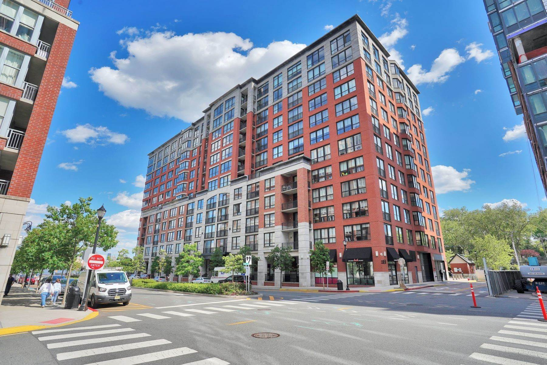 Condominiums at 1025 Maxwell Lane, Unit 1003 Hoboken, New Jersey 07030 United States