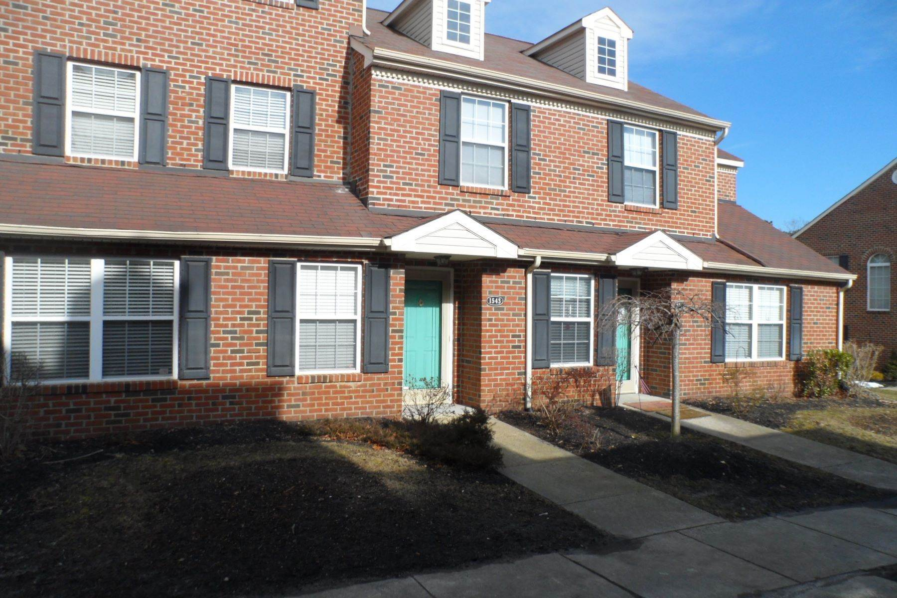 Condominiums for Sale at 1543 Benjamin Franklin Ct Mays Landing Village 1543 Benjamin Franklin Ct Mays Landing, New Jersey 08330 United States