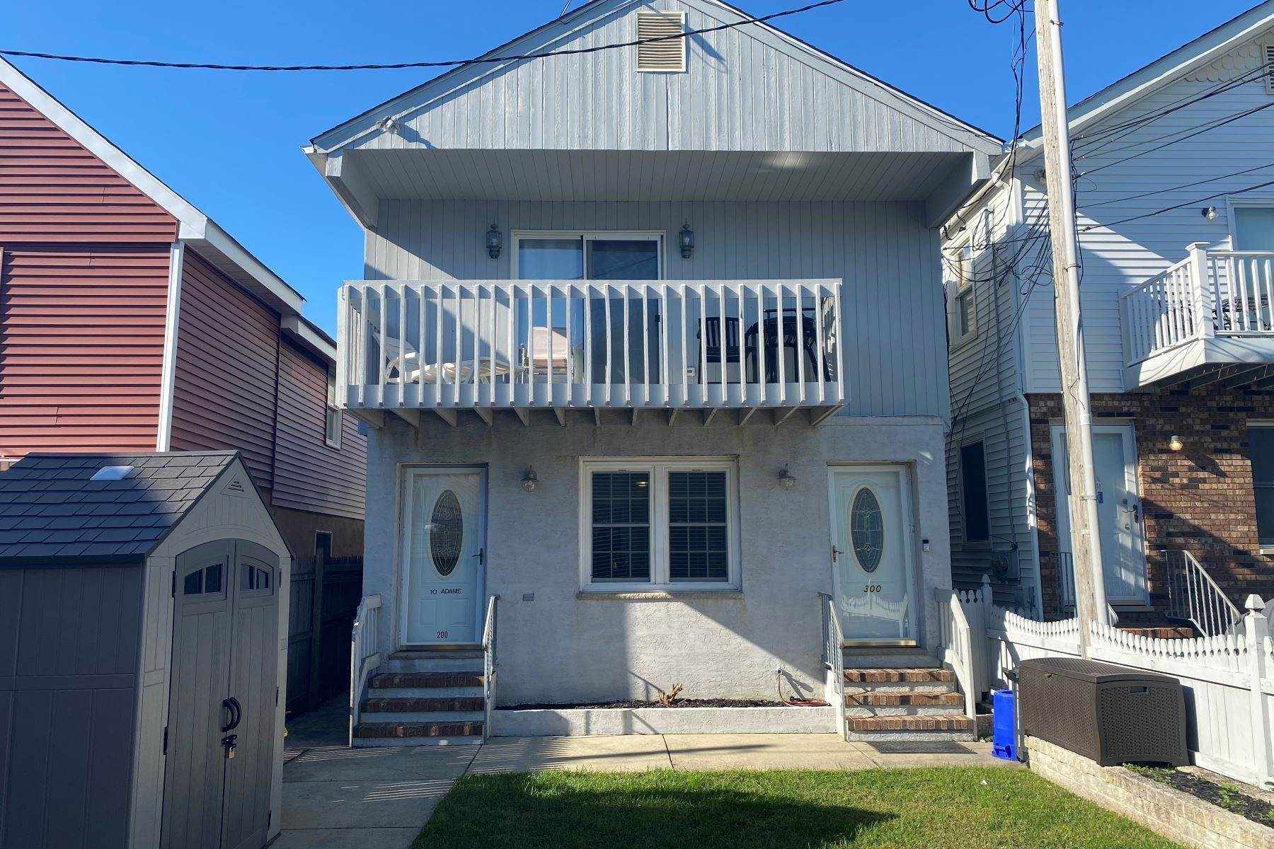 Condominiums for Sale at 10 S Adams Ave Unit 200 10 S Adams Ave, Unit 200 Margate, New Jersey 08402 United States