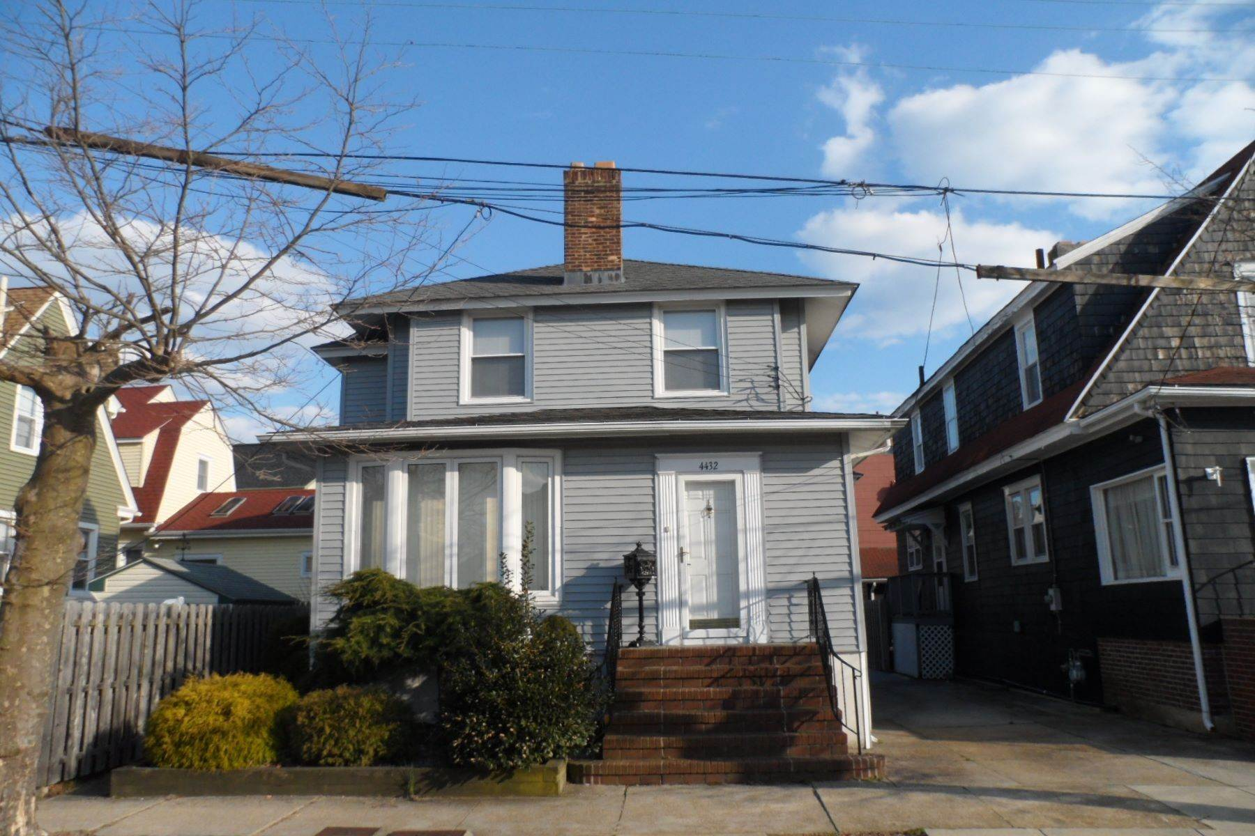 Single Family Homes for Sale at 4432 Winchester Ave Atlantic City, New Jersey 08401 United States